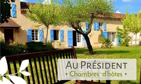 Chambres d'hôtes Au Président