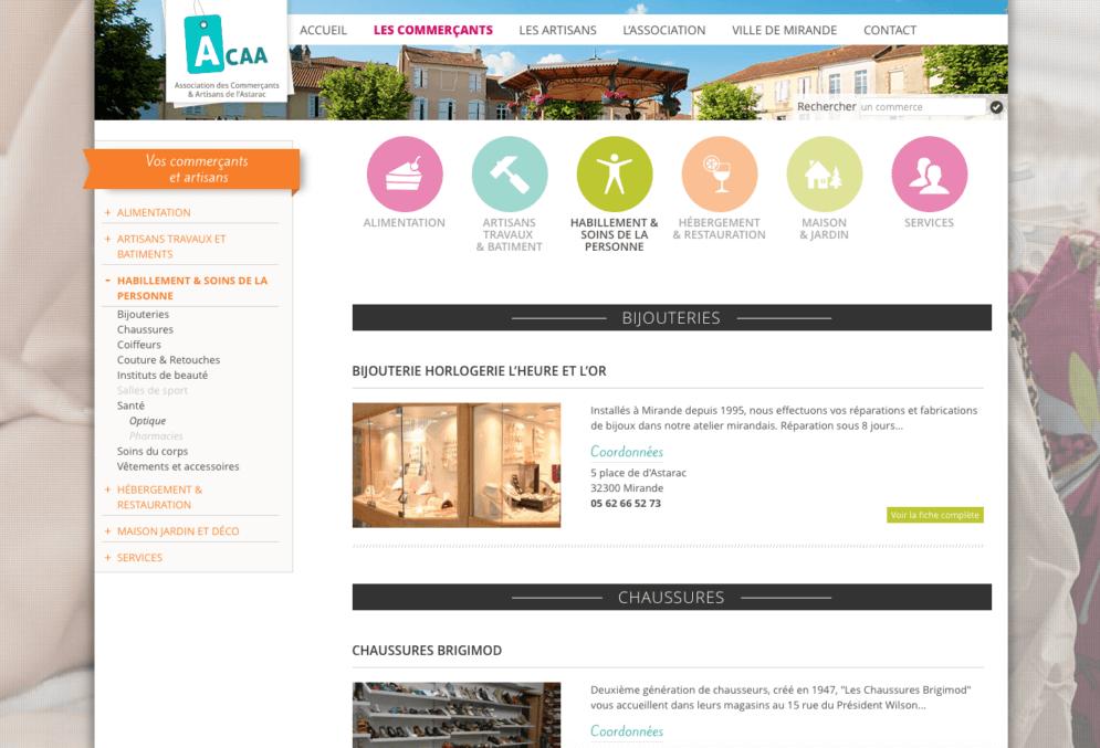 Site internet collaboratif avec WordPress