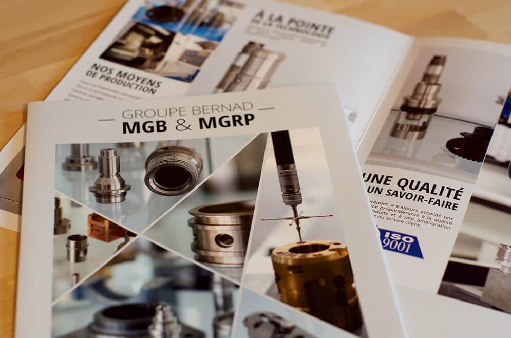 Groupe Bernard : MGB & MGRP - Brochure