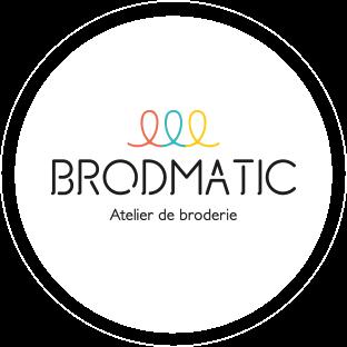 Création Flyers et Cartes pour la broderie Brodmatic