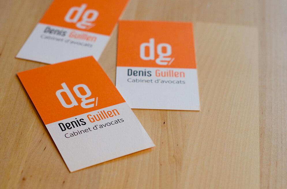 Création d'un logo pour avocat