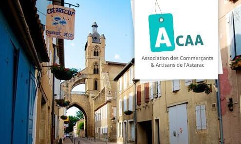 Association des Commerçants et Artisans de l'Astarac