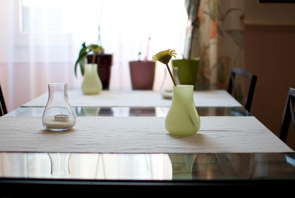 Tables restaurant de l'hôtel