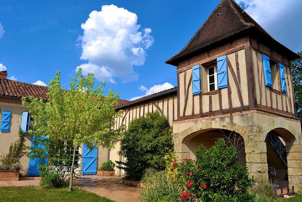 photo d'un maison d'hôtes dans Gers, Occitanie