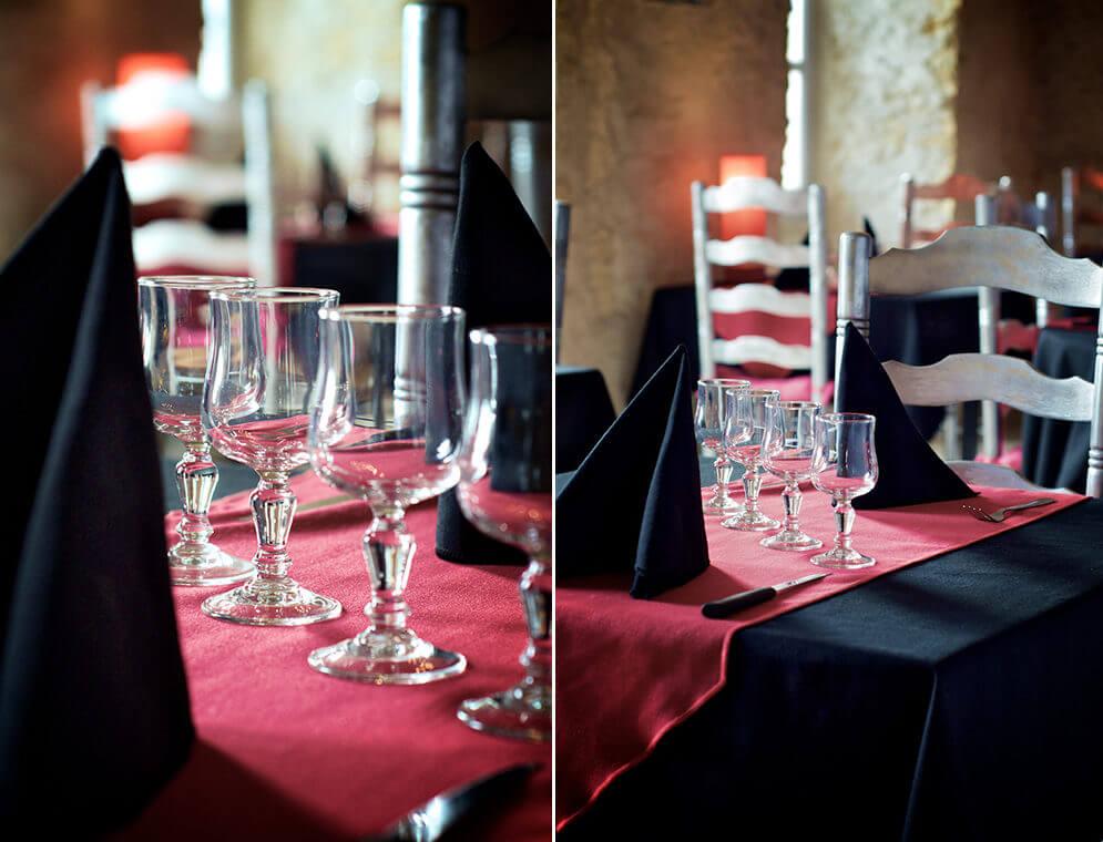 Photo salle restaurant dans le Gers