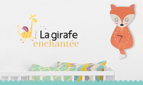 La Girafe Enchantée
