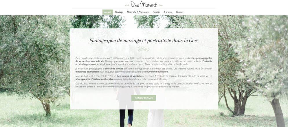 Photographe de mariage et portraitiste dans le Gers