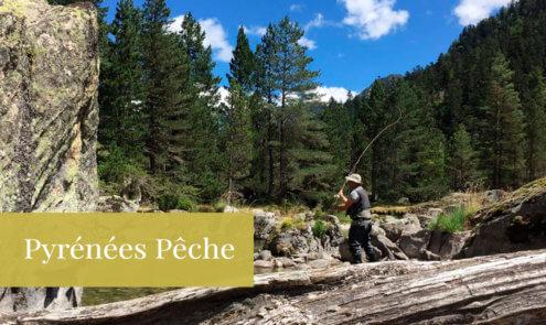 Pyrénées Pêche